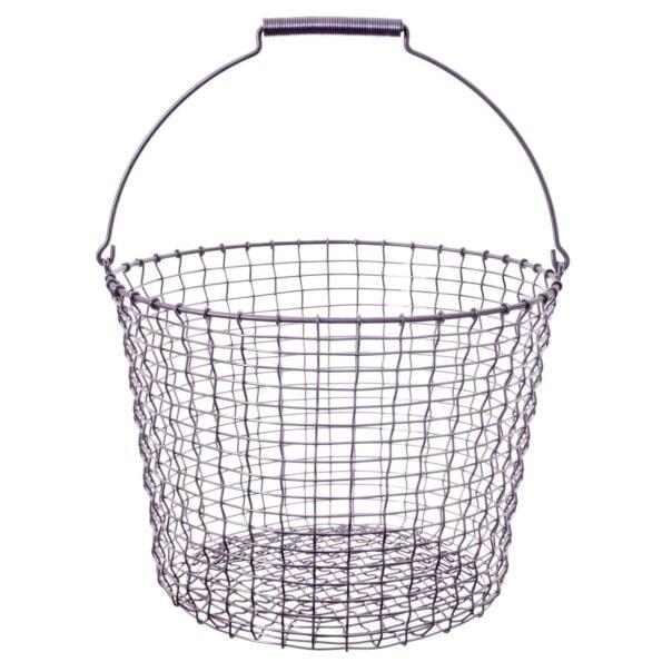 Bucket 24 – galvanized steel