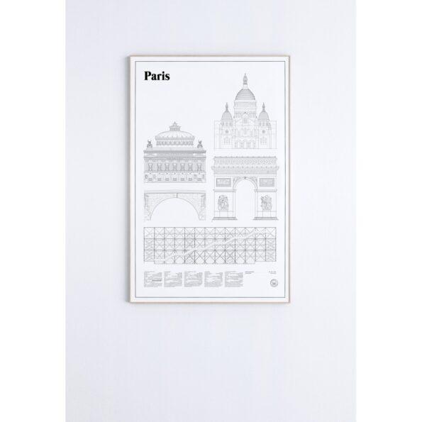Paris 65×100