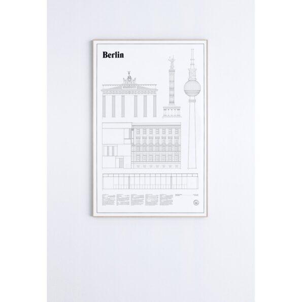 Berlin 65×100