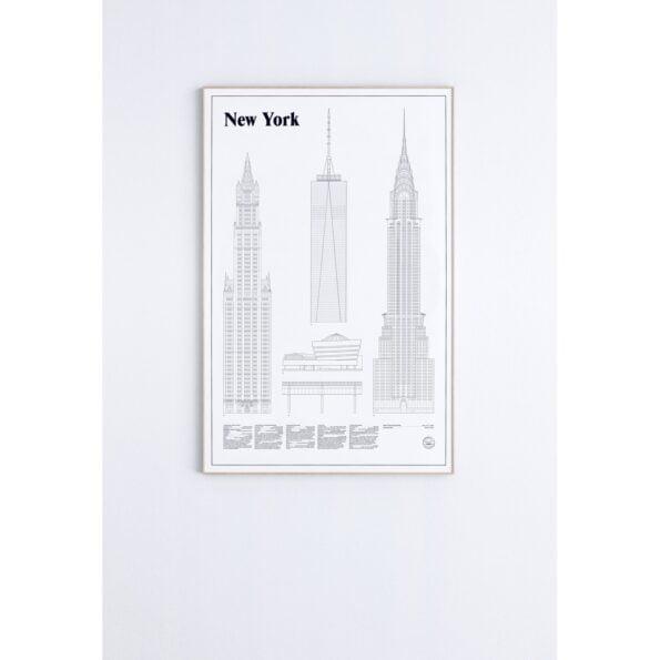 New York 65×100