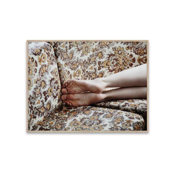 Restless Feet 40×30