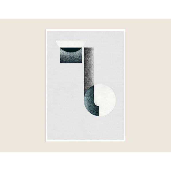 Bauhaus 1.0 50×70