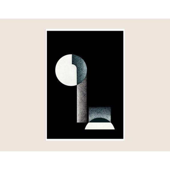 Bauhaus 2.0 50×70
