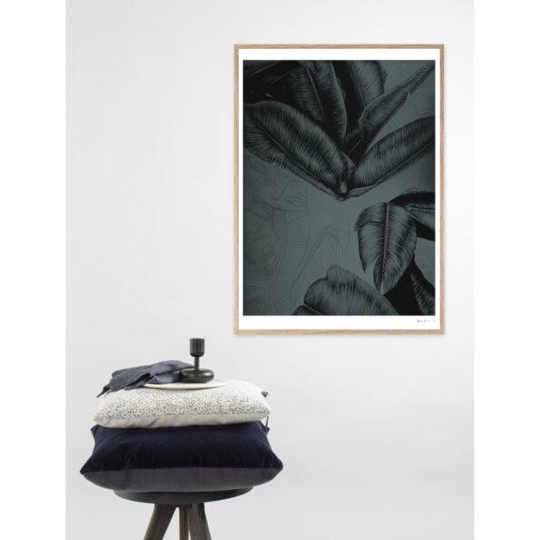 Oslo palm 50×70