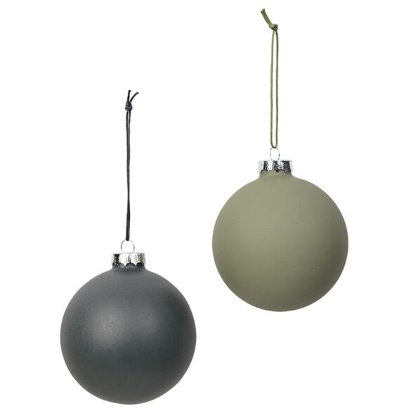 Deco ball – thyme / forest