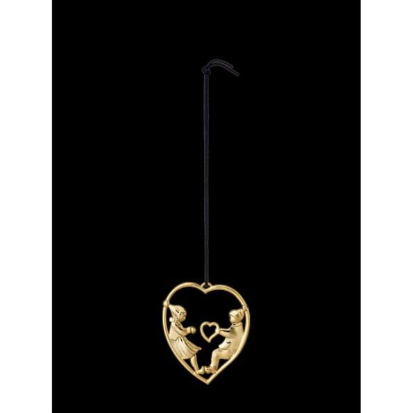Nissebarn i hjerte gull – Rosendahl