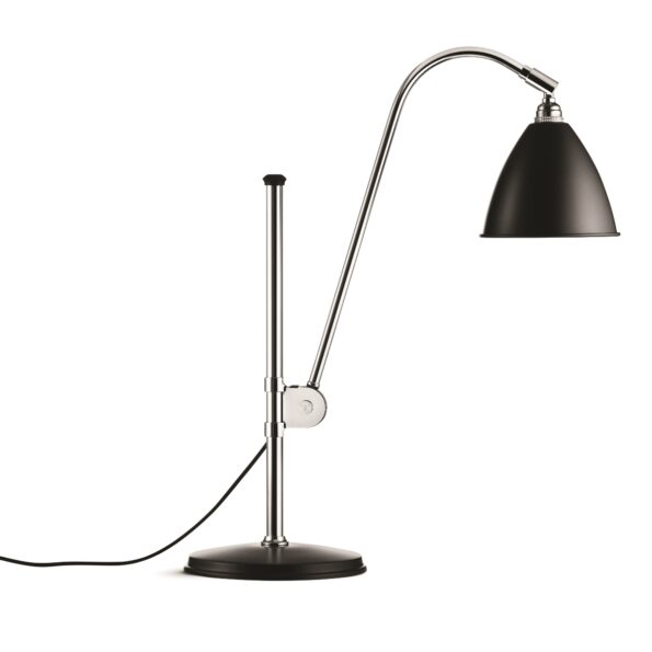 Bestlite BL1 Bordlampe Sort/krom