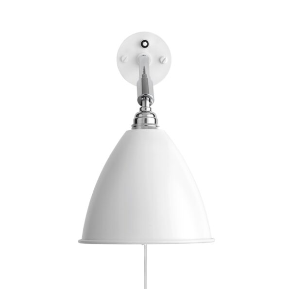 Bestlite BL7 Vegglampe Sort/krom
