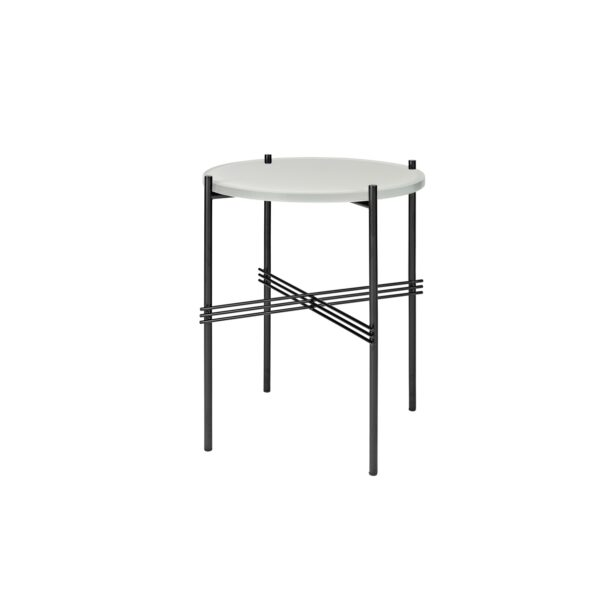 TS Lounge table small glass ø40
