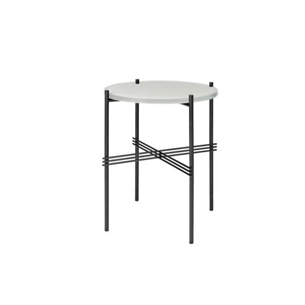 TS Lounge table small glass ø40
