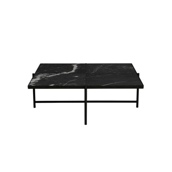 Coffe table 90 black/black
