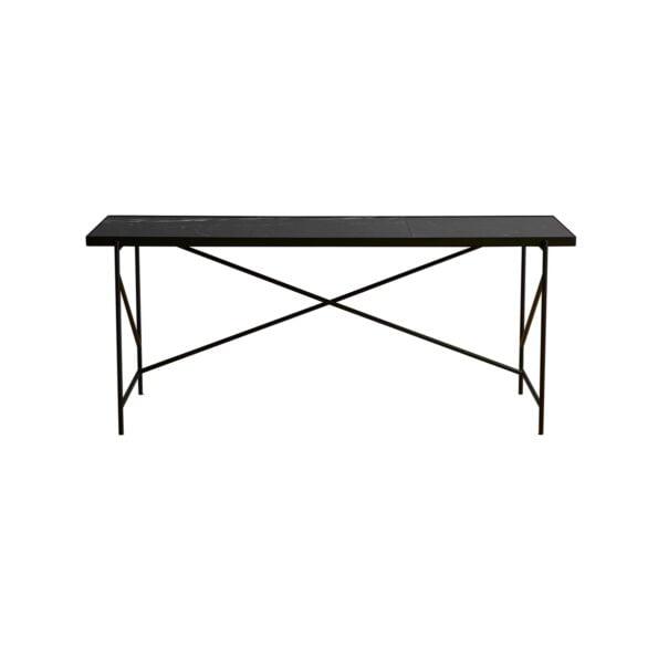 Desk black/black