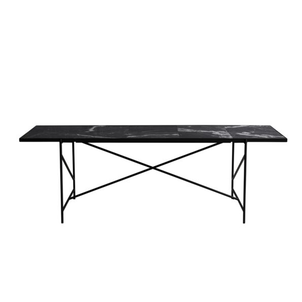 Dining table 230 black/black