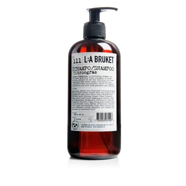 Shampoo 450 ml lemongras