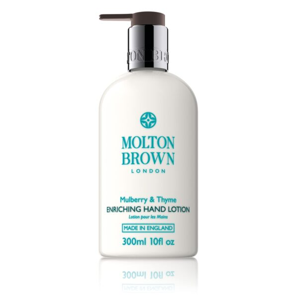 Molton Brown mulberry and thyme handlotion