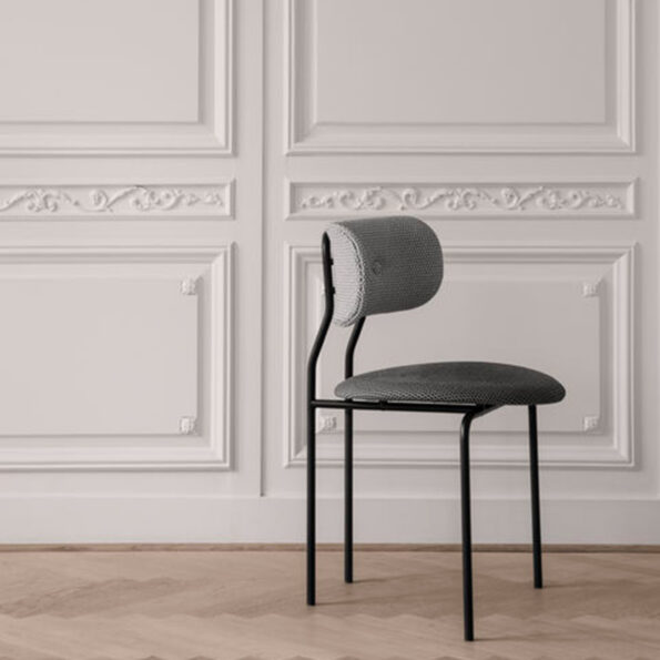 Coco chair, grey