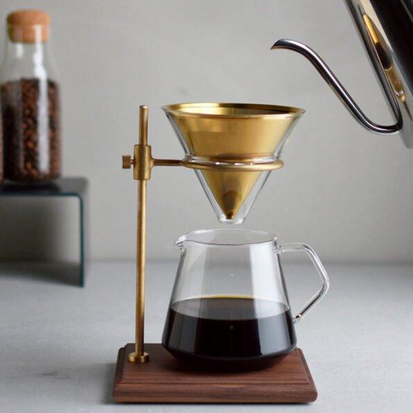 Kaffebrygger stativ