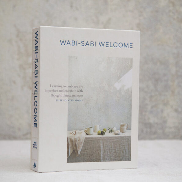 Wabi – sabi welcome