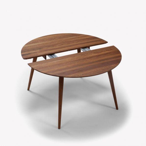 Play spisebord Ø:120 – uttrekkbart