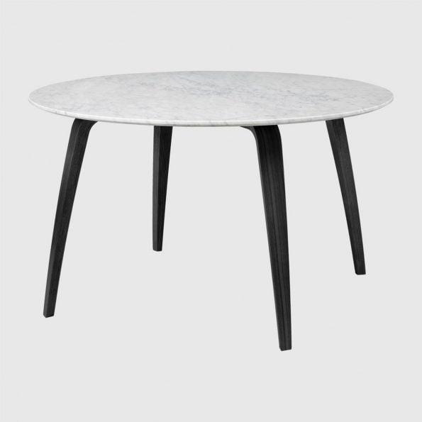 Gubi Spisebord Ø:120, marmor