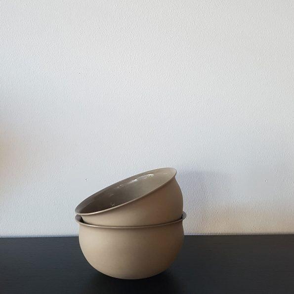 Vesle skål – Lysegrå